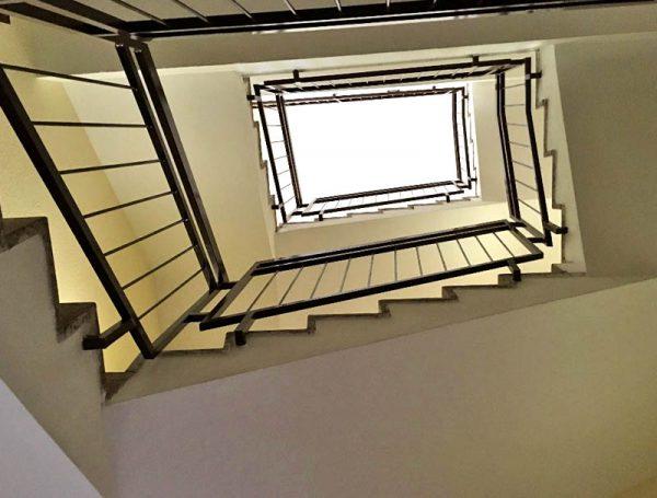 Ascensores por hueco de escalera