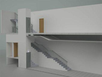 Proyectos y diseño. Infografía 3D